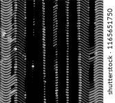 black and white grunge stripe... | Shutterstock .eps vector #1165651750
