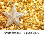 holiday decoration | Shutterstock . vector #116566873