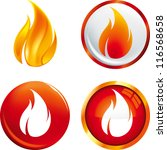 alert,bonfire,burning,circle,danger,fire,fireball,flame,glossy,heat,hot,icon,illustration,isolated,orange