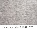 Gray Heather Cotton Shirt