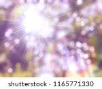 golden heaven purple light and... | Shutterstock . vector #1165771330