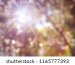 golden heaven purple light and... | Shutterstock . vector #1165777393