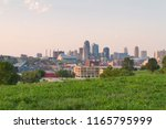 view of kansas city  missouri... | Shutterstock . vector #1165795999