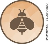 bee  honey  spring   Shutterstock .eps vector #1165939000