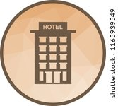 hotel  service  business | Shutterstock .eps vector #1165939549