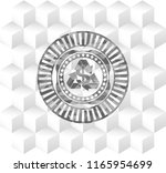 recycling business icon inside...   Shutterstock .eps vector #1165954699