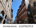 rennes  france   june 27  2018  ... | Shutterstock . vector #1165962913