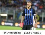 milano  italy   august 26 2018  ... | Shutterstock . vector #1165975813