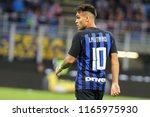 milano  italy   august 26 2018  ... | Shutterstock . vector #1165975930