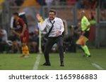 27.08.2018. stadio olimpico ... | Shutterstock . vector #1165986883