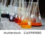 colour and pigment solvent base ... | Shutterstock . vector #1165989880