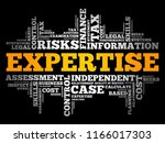 expertise word cloud collage ... | Shutterstock .eps vector #1166017303