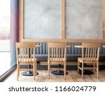 blank space concrete wall and... | Shutterstock . vector #1166024779