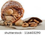 Fresh Breads For A Variety Of...