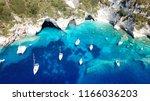 aerial drone bird's eye view... | Shutterstock . vector #1166036203
