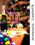 new year celebration | Shutterstock . vector #116604478
