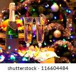 new year celebration | Shutterstock . vector #116604484