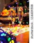 new year celebration | Shutterstock . vector #116604508