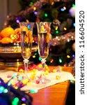 new year celebration | Shutterstock . vector #116604520