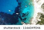 aerial drone bird's eye view... | Shutterstock . vector #1166049046