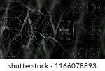 an abstract alien user interface