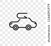 car vector icon isolated on...