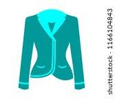 vector business women suit... | Shutterstock .eps vector #1166104843