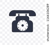 dial vector icon isolated on... | Shutterstock .eps vector #1166106289
