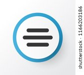 fog icon symbol. premium... | Shutterstock .eps vector #1166203186