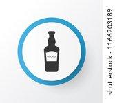 elite rum icon symbol. premium... | Shutterstock .eps vector #1166203189