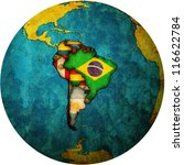 Map Of South American Countrie...