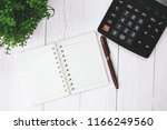 fountain pen or ink pen with... | Shutterstock . vector #1166249560