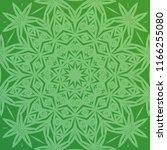 beautiful hand drawn indian... | Shutterstock . vector #1166255080