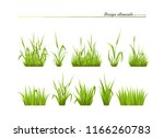 set of elements for design  ... | Shutterstock .eps vector #1166260783