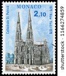 monaco  monaco   nov. 12  1979  ... | Shutterstock . vector #1166274859