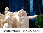 montreal  canada   14th...   Shutterstock . vector #1166275870