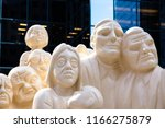 montreal  canada   14th...   Shutterstock . vector #1166275879