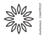beautiful vector circular... | Shutterstock .eps vector #1166299219