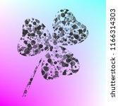 Clover Leaf. Quaterfoil....