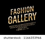 vector luxury sign fashion... | Shutterstock .eps vector #1166353966