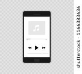 media player. mobile music...