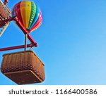 fair or carnival symbolism with ... | Shutterstock . vector #1166400586
