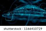 3d render abstract background....   Shutterstock . vector #1166410729