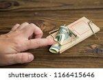 A Man's Hand Got Caught In A...