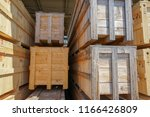 Wooden Pallets For Shipping...