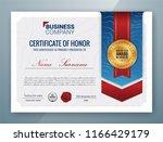 multipurpose professional... | Shutterstock .eps vector #1166429179