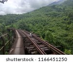 haflong hill  dima hasao  assam ... | Shutterstock . vector #1166451250