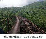 haflong hill  dima hasao  assam ... | Shutterstock . vector #1166451253