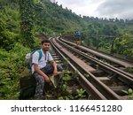 haflong hill  dima hasao  assam ... | Shutterstock . vector #1166451280