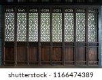 Wooden Chinese Door